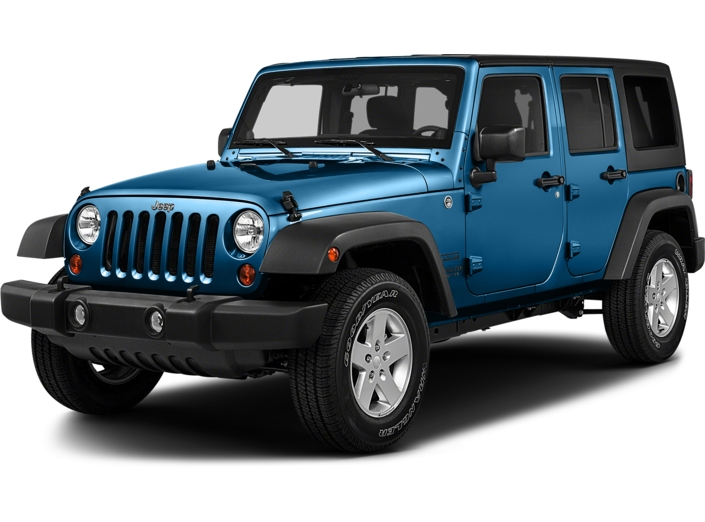 2016 Jeep Wrangler Unlimited 4WD 4dr St. Paul MN
