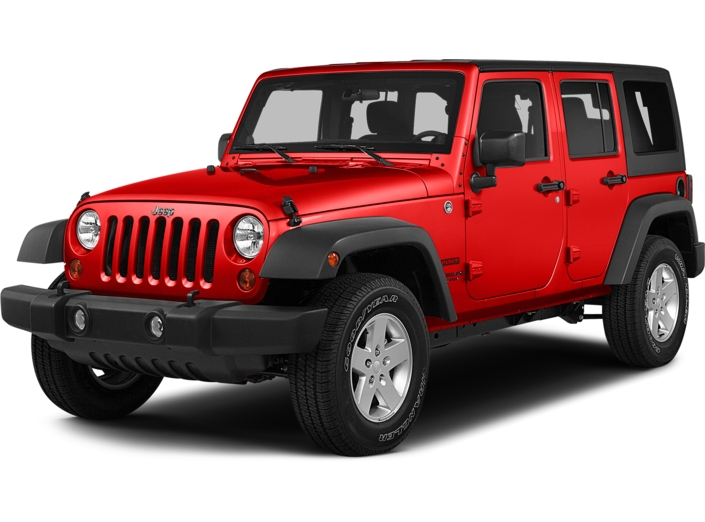 2013 Jeep Wrangler Unlimited 4WD 4dr Rubicon St. Paul MN