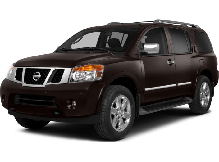 2015 Nissan Armada Platinum Franklin TN