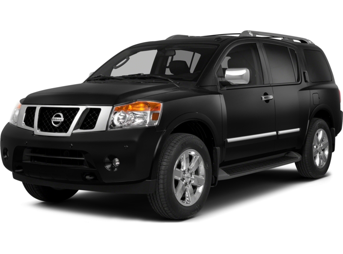 2013 Nissan Armada Platinum Seattle WA