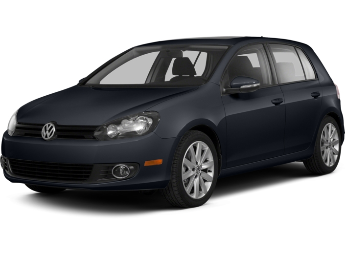 2013 Volkswagen Golf TDI w/ Sunroof & Nav Elgin IL