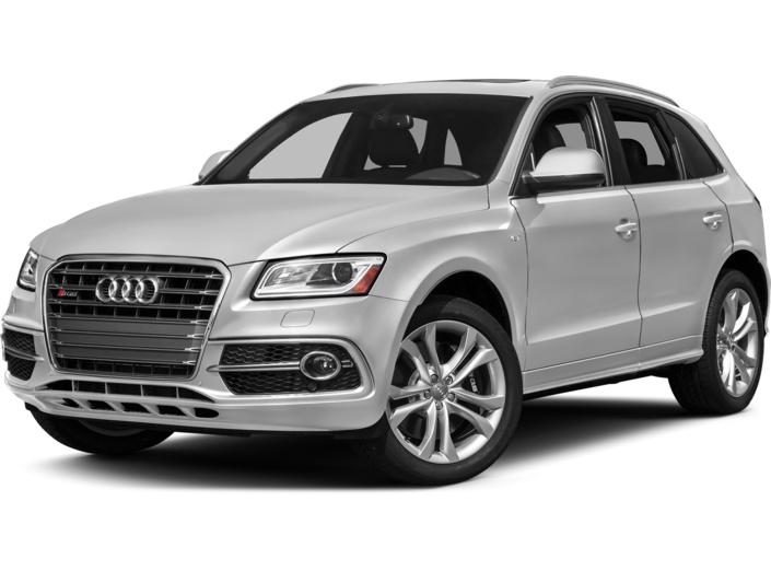 2016 Audi SQ5 3.0T Premium Plus Seattle WA