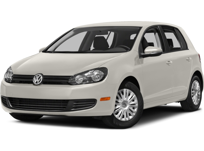 2014 Volkswagen Golf 2.5L City of Industry CA