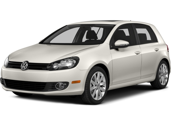 2014 Volkswagen Golf TDI Elgin IL