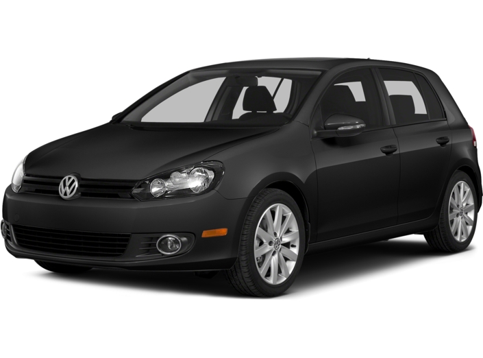 2014 Volkswagen Golf TDI w/ Sunroof & Nav Elgin IL
