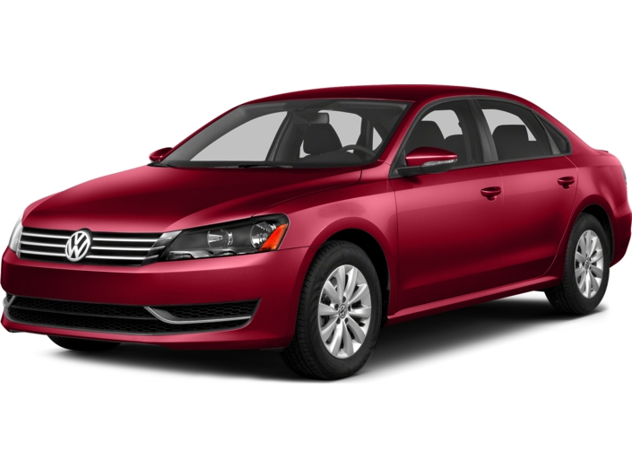 2015 Volkswagen Passat 4dr Sdn 1.8T Auto SE w/Sunroof & Nav PZEV Providence RI