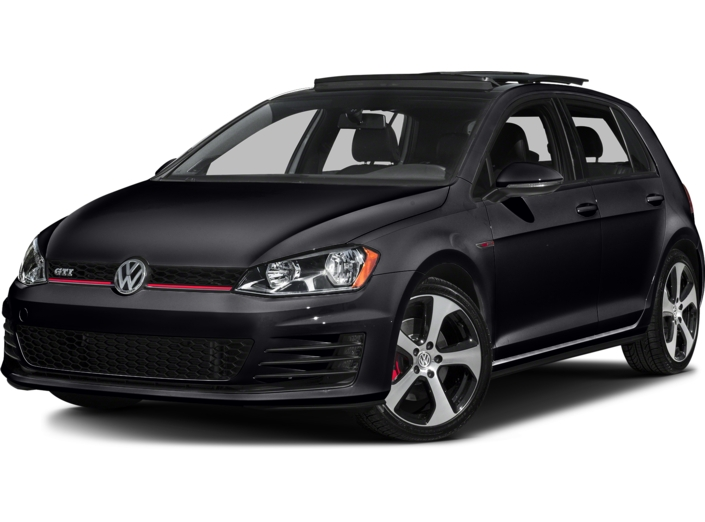 2016 Volkswagen Golf GTI S Seattle WA