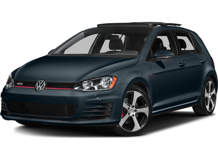 2016 Volkswagen Golf GTI  City of Industry CA
