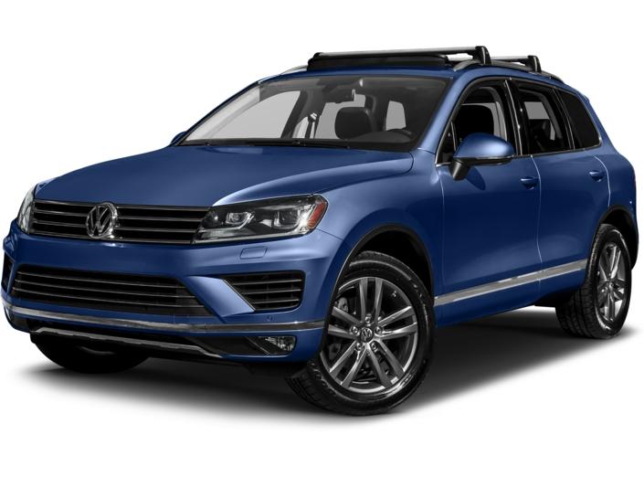 2017 Volkswagen Touareg V6 Sport White Plains NY