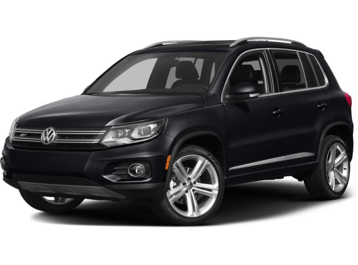 2016 Volkswagen Tiguan R-Line 4Motion Elgin IL