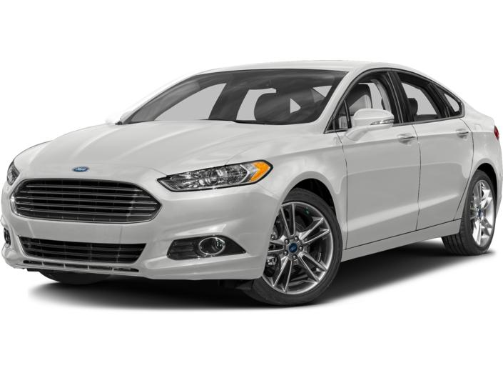 2016 Ford Fusion 4dr Sdn Titanium FWD Providence RI