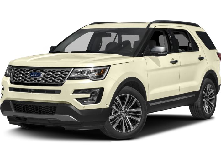 2017 Ford Explorer Platinum Merriam KS