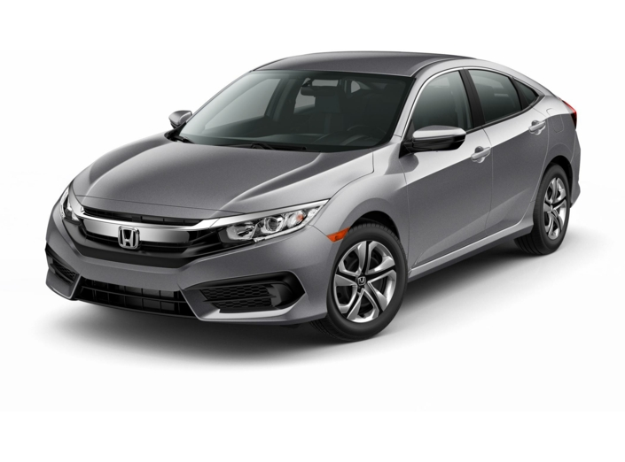2016 Honda Civic LX w/Pedigree Salinas CA