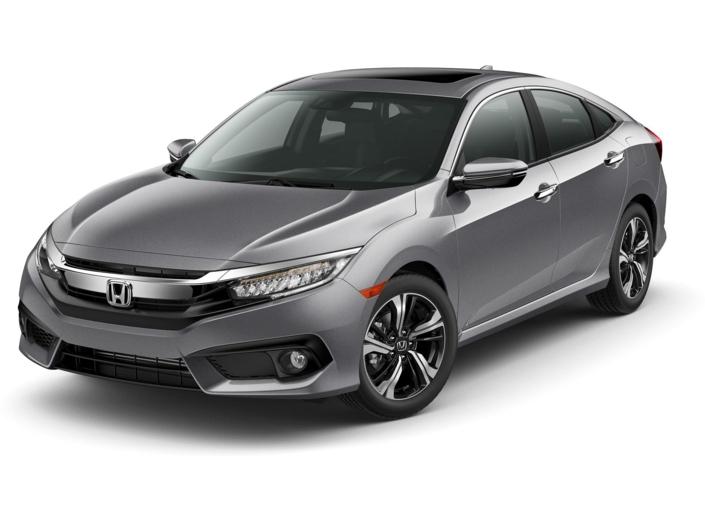 2016 Honda Civic Touring Salinas CA