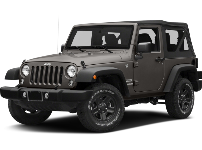 2016 Jeep Wrangler 4WD 2dr St. Paul MN