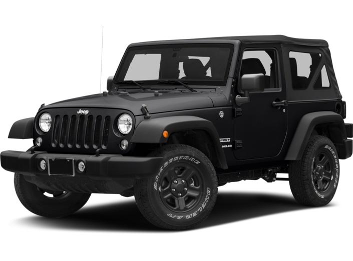 2018 Jeep Wrangler JK 4x4 St. Paul MN