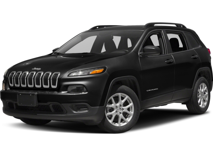 2017 Jeep Cherokee 4x4 Lake Elmo MN