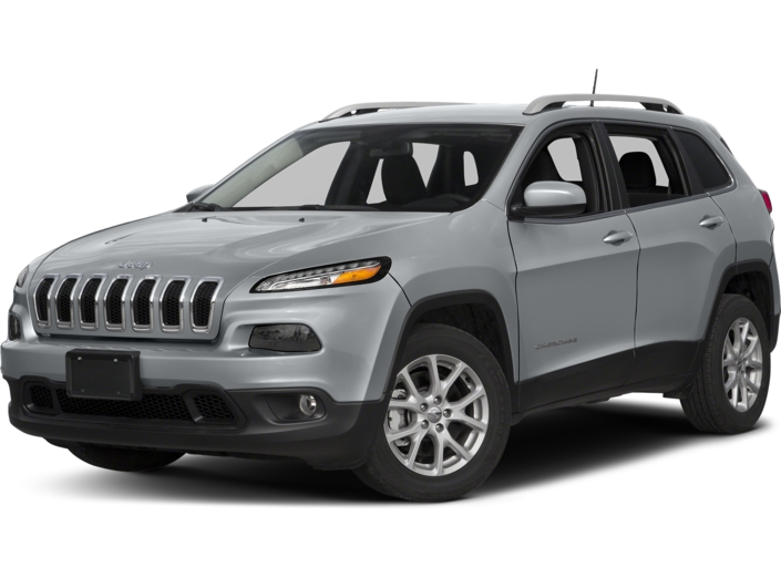2016 Jeep Cherokee 4WD 4dr St. Paul MN