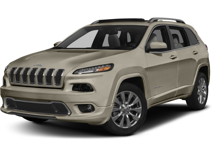 2016 Jeep Cherokee Overland City of Industry CA