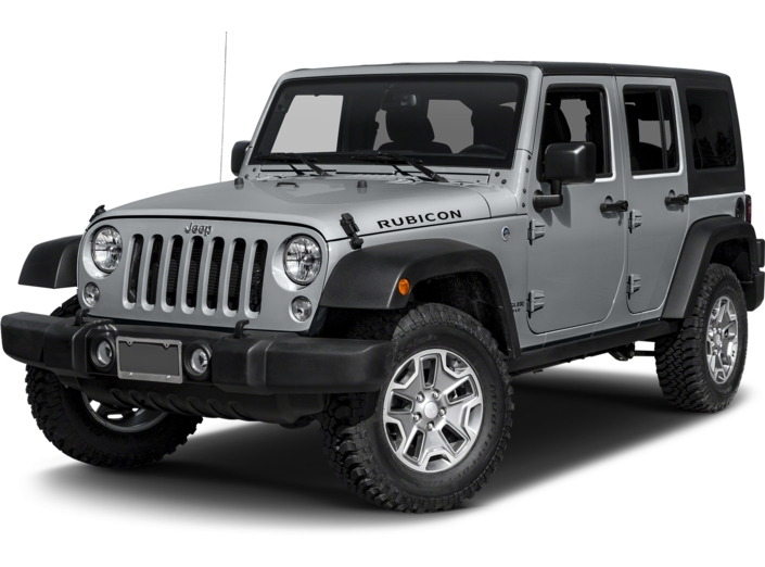 2016 Jeep Wrangler Unlimited 4WD 4dr Rubicon St. Paul MN