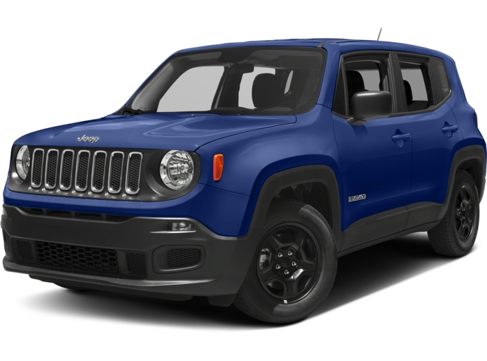 2018 Jeep Renegade 4x4 St. Paul MN