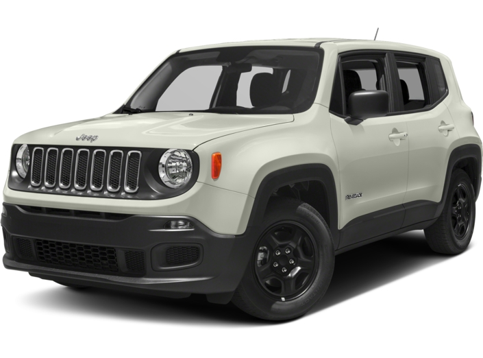 2018 Jeep Renegade Latitude 4x4 St. Paul MN