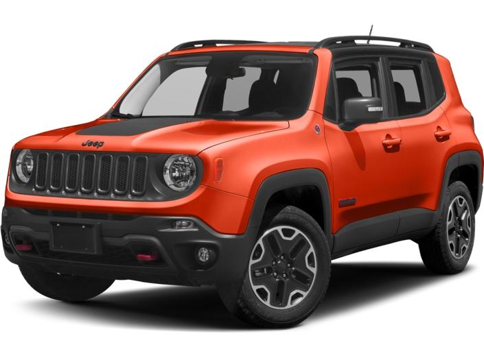 2015 Jeep Renegade 4WD 4dr Trailhawk Stillwater MN