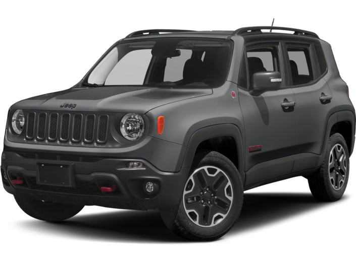 2018 Jeep Renegade Trailhawk 4x4 St. Paul MN