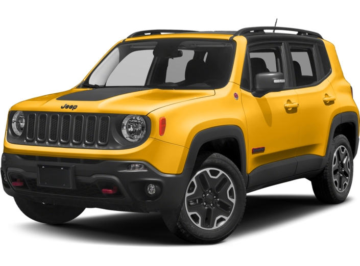 2016 Jeep Renegade 4WD 4dr Trailhawk St. Paul MN