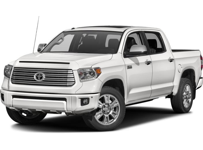 2016 Toyota Tundra 4WD Truck CrewMax 5.7L FFV V8 6-Spd AT Conroe TX