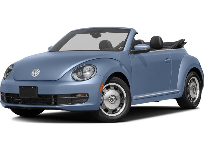 2016 Volkswagen Beetle 1.8T City of Industry CA