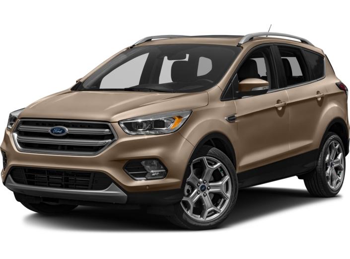 2017 Ford Escape Titanium Franklin TN