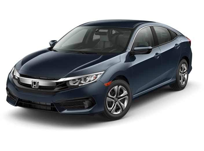 2017 Honda Civic Sedan LX CVT Riviera Beach FL