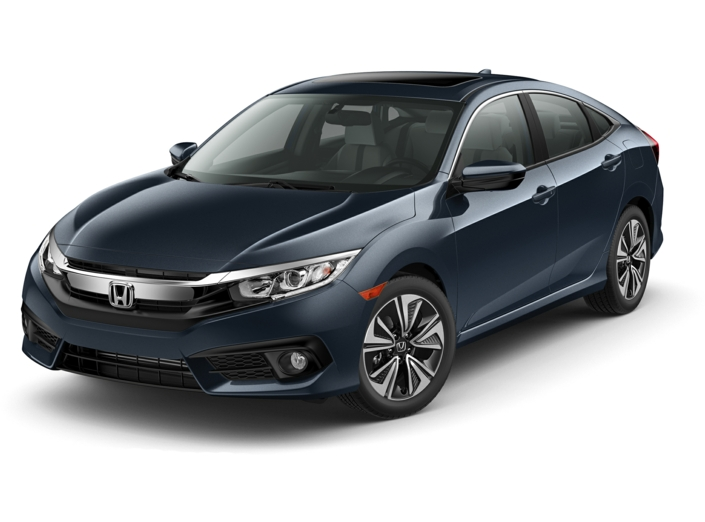 2017 Honda Civic Sedan EX-L CVT Riviera Beach FL