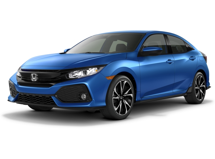 2017 Honda Civic Hatchback Sport Bay Shore NY