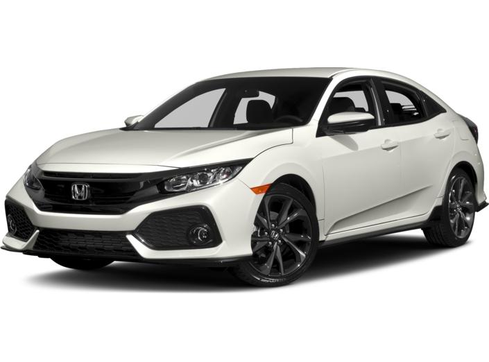 2017 Honda Civic Hatchback Sport CVT Stillwater MN