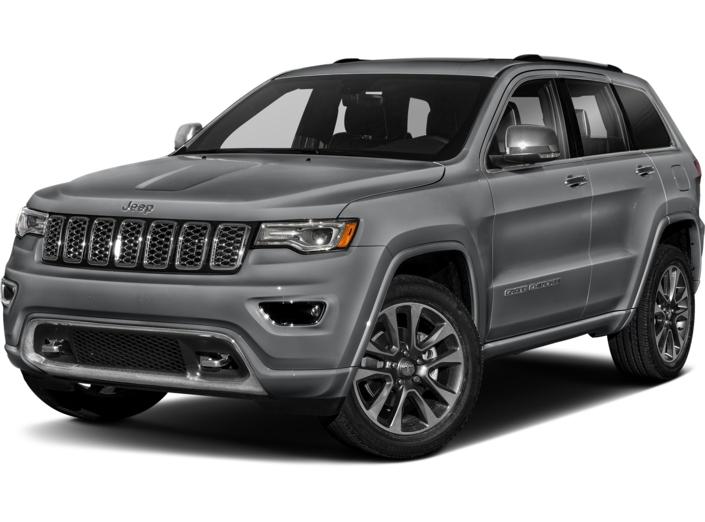 2019 Jeep Grand Cherokee Overland 4x4 St. Paul MN