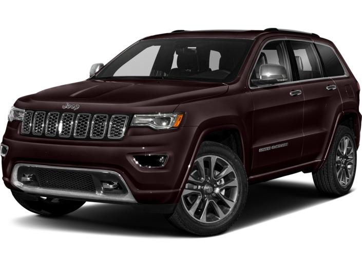 2019 Jeep Grand Cherokee Overland Kenosha WI