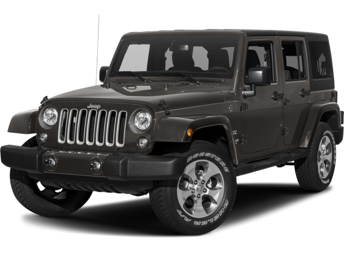 2017 Jeep Wrangler Unlimited Sahara Merriam KS