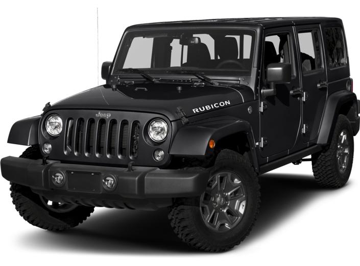 2017 Jeep Wrangler Unlimited Rubicon 4x4 Lake Elmo MN