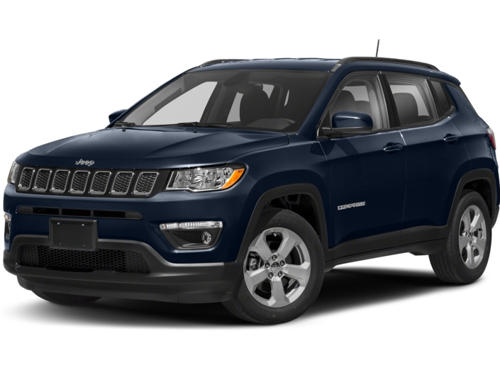 2019 Jeep Compass Latitude 4x4 St. Paul MN
