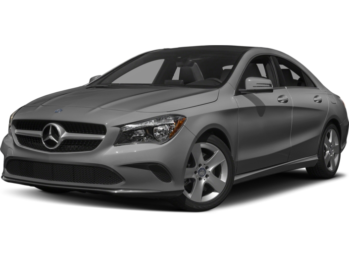 2018 Mercedes-Benz CLA CLA 250 4MATIC® COUPE Wilmington DE