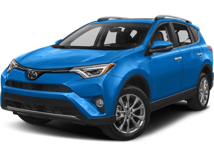 2017 Toyota RAV4 Limited AWD St. Paul MN