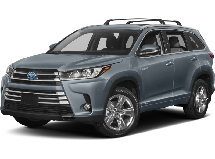 2019 Toyota Highlander Hybrid Limited Platinum Lexington MA