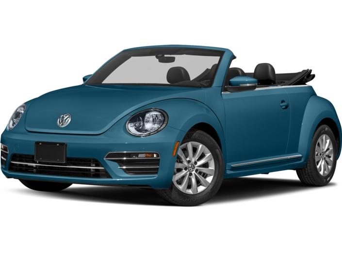 2018 Volkswagen Beetle 2.0T Coast Barre VT