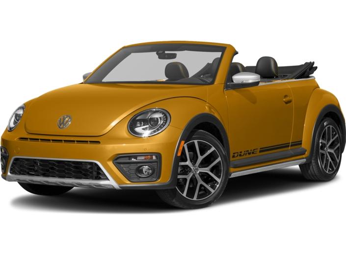 2017 Volkswagen Beetle CNV 1.8T DUNE AT Mentor OH