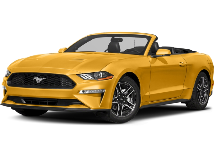 2018 Ford Mustang EcoBoost Convertible Lake Elmo MN