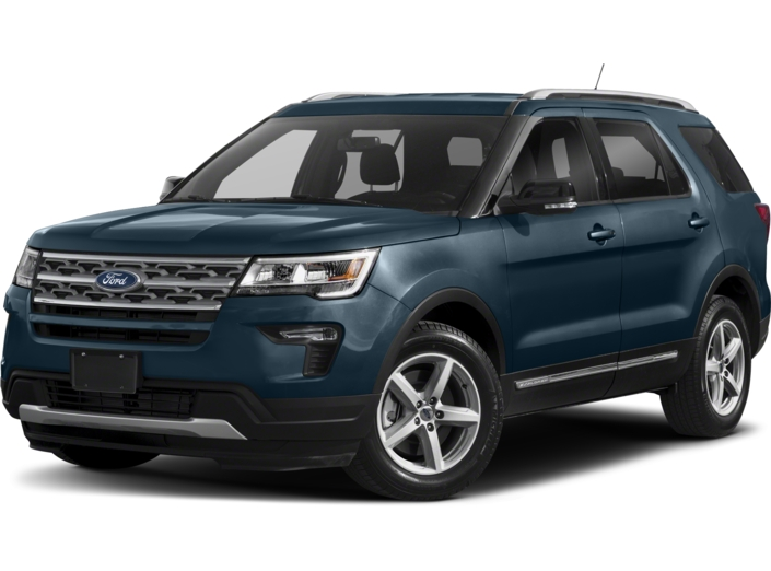 2018 Ford Explorer XLT FWD Conroe TX