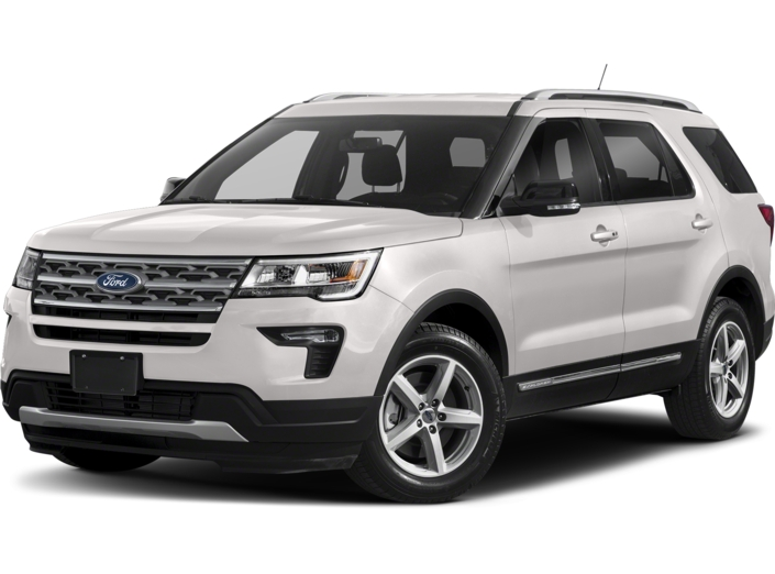 2018 Ford Explorer Platinum 4WD Lake Elmo MN