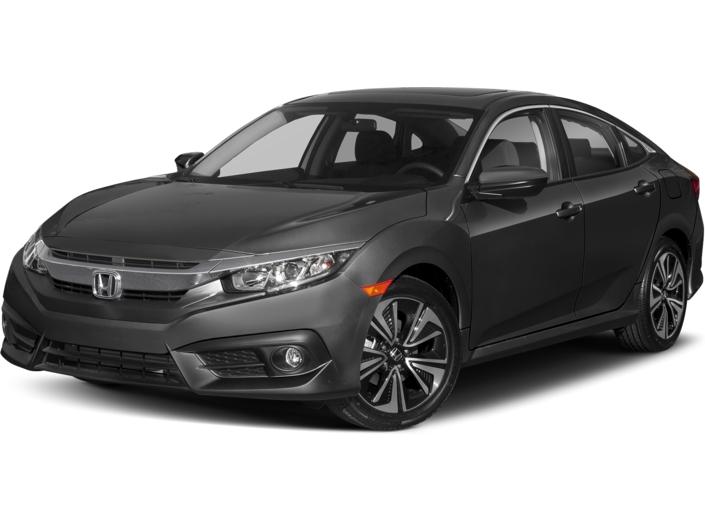 2018 Honda Civic EX-T Petaluma CA